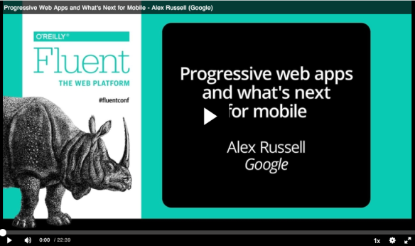 Progressive Web Apps | Ionically Speaking